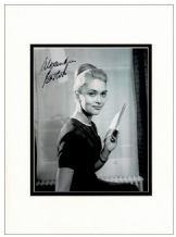 Alexandra Bastedo Autograph Signed Photo - The Champions